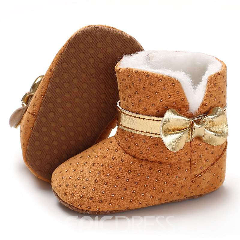 Ericdress Bowknot Bowknot Toddler Shoes