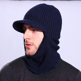 Ericdress Pure Colour Knitted Hat