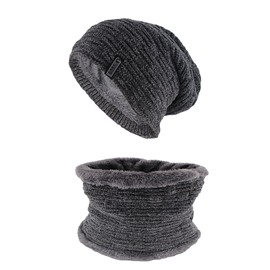 Ericdress Woolen Yarn Knitted Hat For Men