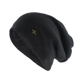 Ericdress Woolen Knitted Hat For Men