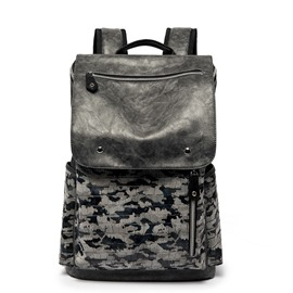 Ericdress PU Embossing Alligator Backpacks