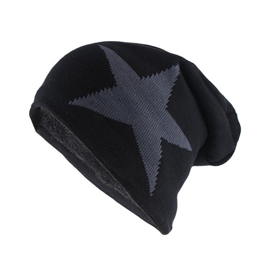 Ericdress Knitted Woolen Yarn Star Hat