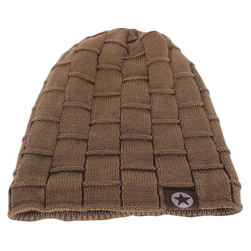 Ericdress Knitted Winter Hat For Men