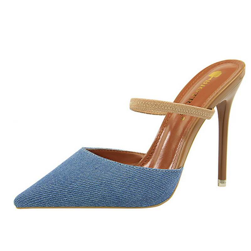 Ericdress Slip-On Stiletto Heel Women's Pumps