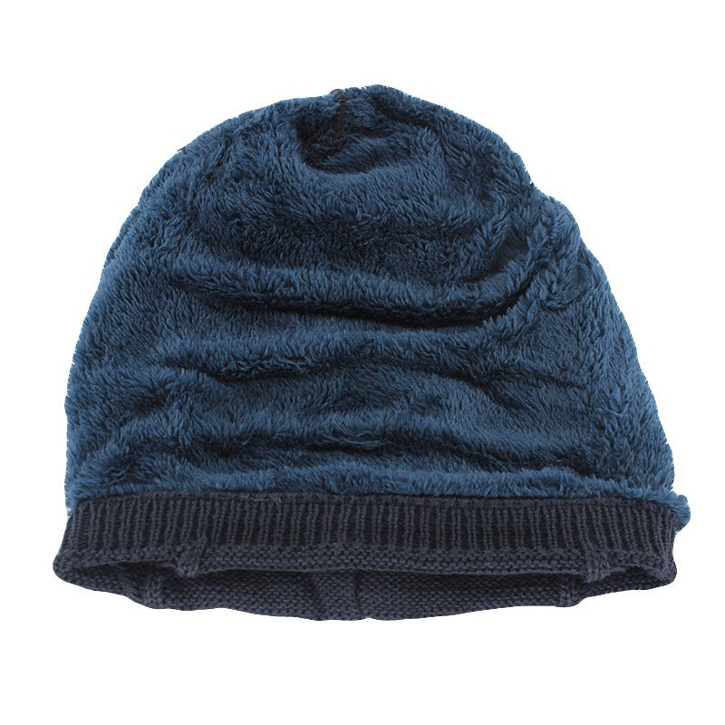 Ericdress Knitted Warm Plain Hat