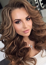 Ericdress Long Big Curly Layered Hairstyle with Full Fringe Synthetic Capless Women Wigs 24 Inches