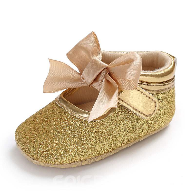 Ericdress Velcro Patchwork Toddler Shoes