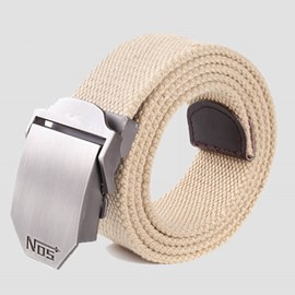 Ericdress Knitted Casual Canvas Belt