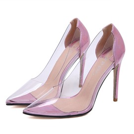 Ericdress Stiletto Heel Slip-On Women's Pumps
