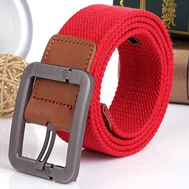 Ericdress Thread Casual Canvas Belt