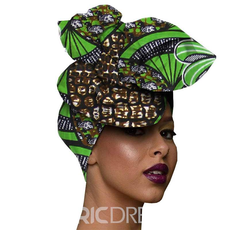 Ericdress African Printed Pattern Scarf