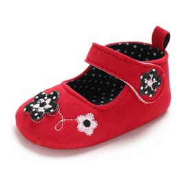 Ericdress Appliques Velcro Toddler Shoes