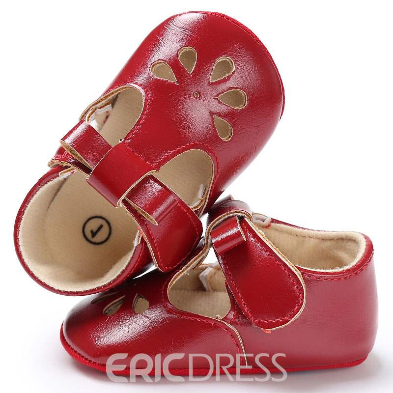 Ericdress Hollow Bowknot Toddler Shoes