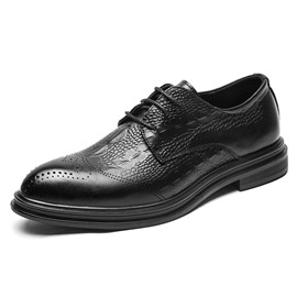 ericdress chaussures pour hommes lace-up