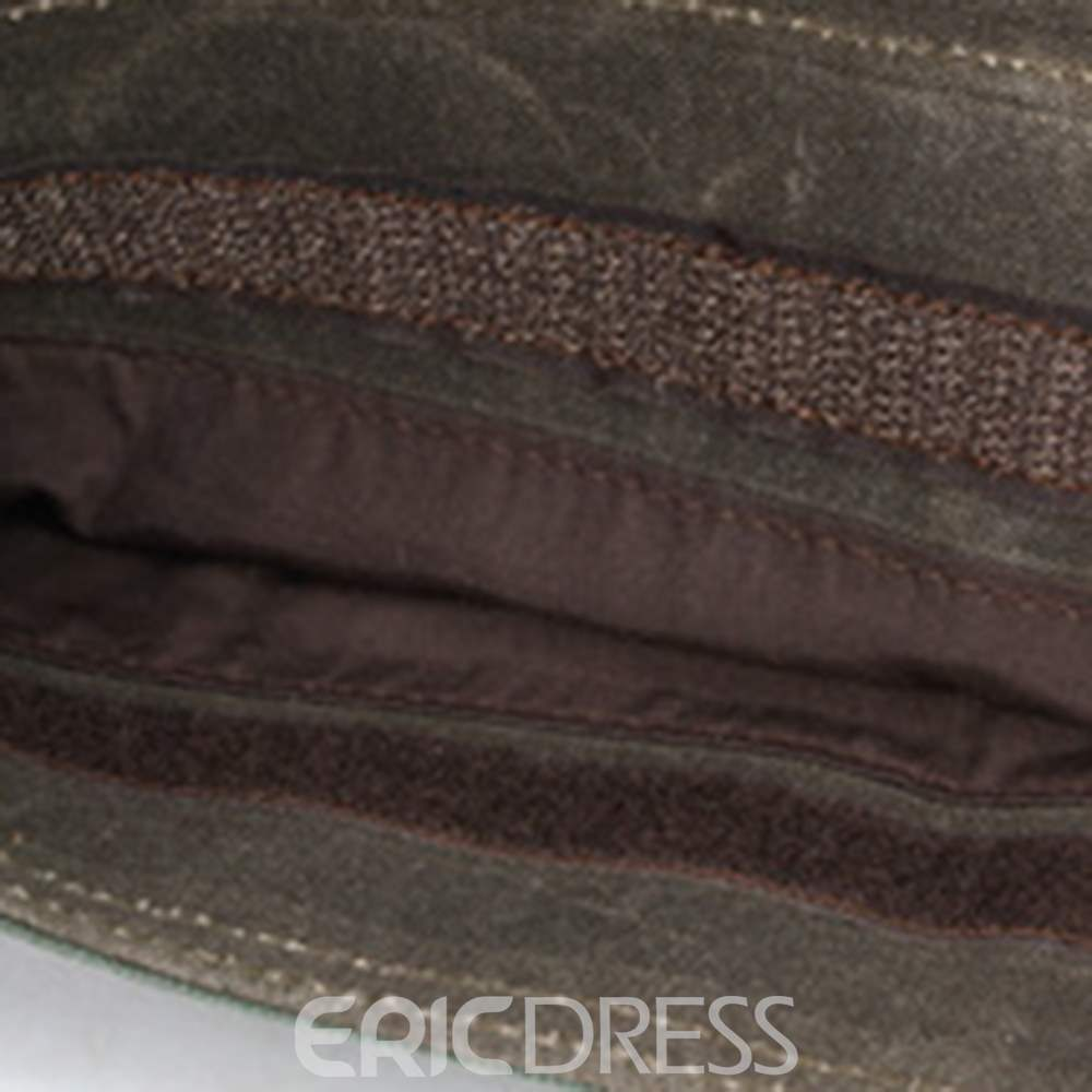 ericdress Canvas-Patchwork-Rucksäcke