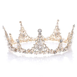 Ericdress European Tiara Hair Accessories (Wedding)