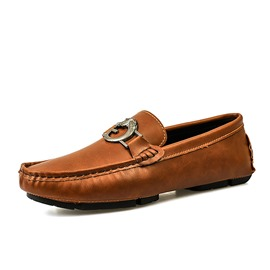Ericdress PU Slip-On Men's Shoes
