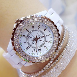 Ericdress Hardlex Water Resistant Watch