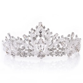 Ericdress Tiara Korean Hair Accessories (Wedding)