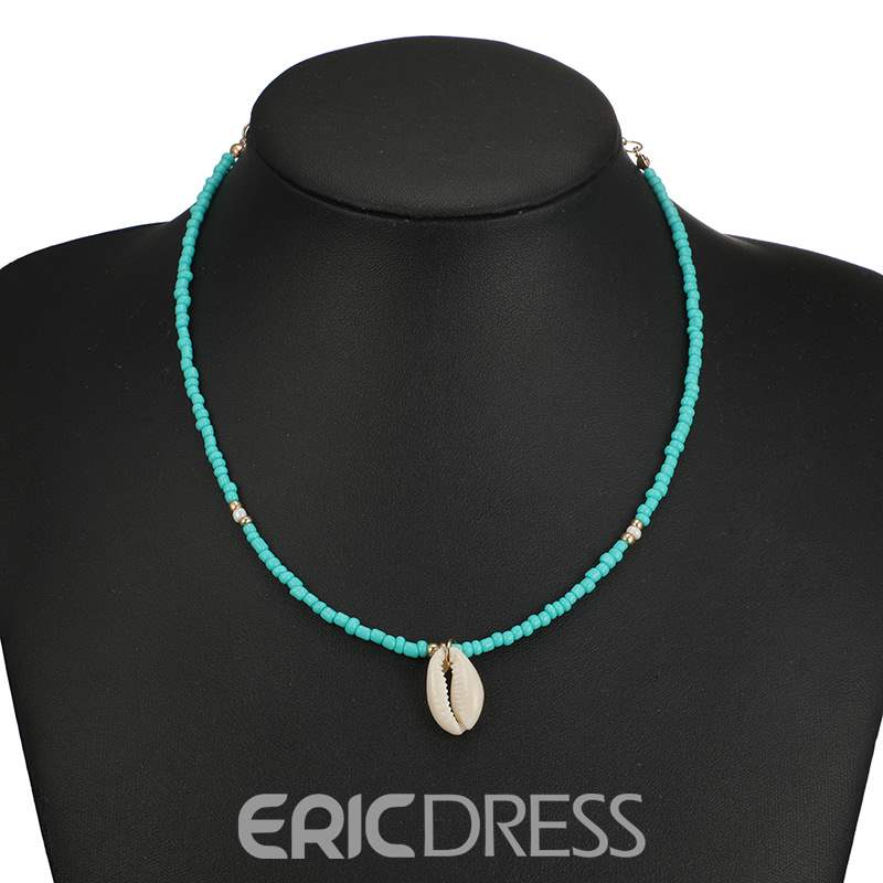 Ericdress Conch Handmade Necklace For Women