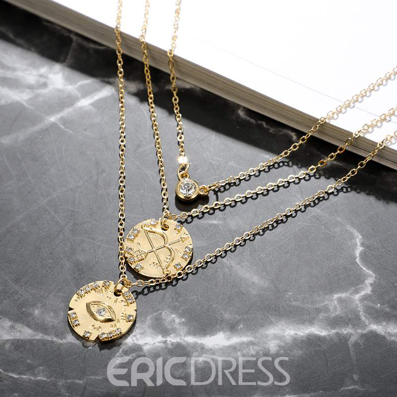 Ericdress Bohemian Style Pendant Necklace