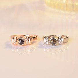Ericdress Romantic Loving You Ring