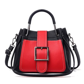 Ericdress Casual PU Belt Square Handbag