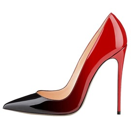 Ericdress Gradient Stiletto Heel Pointed Toe Pumps