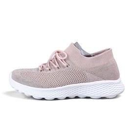 Ericdress Mesh Lace-Up Low-Cut Upper Women's Sneakers