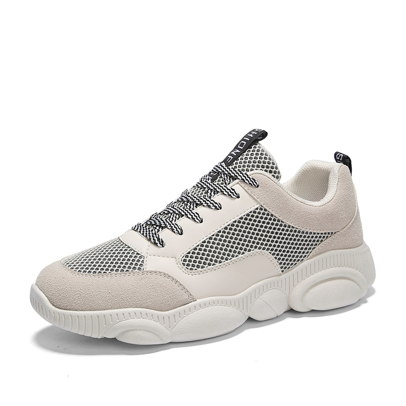 Ericdress Mesh Round Toe Men's Casual Sneakers