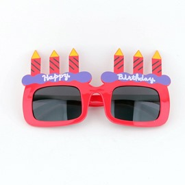 Ericdress Fashion Square Birthday Sunglasses