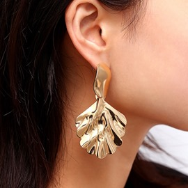 Ericdress Plain Alloy Earrings