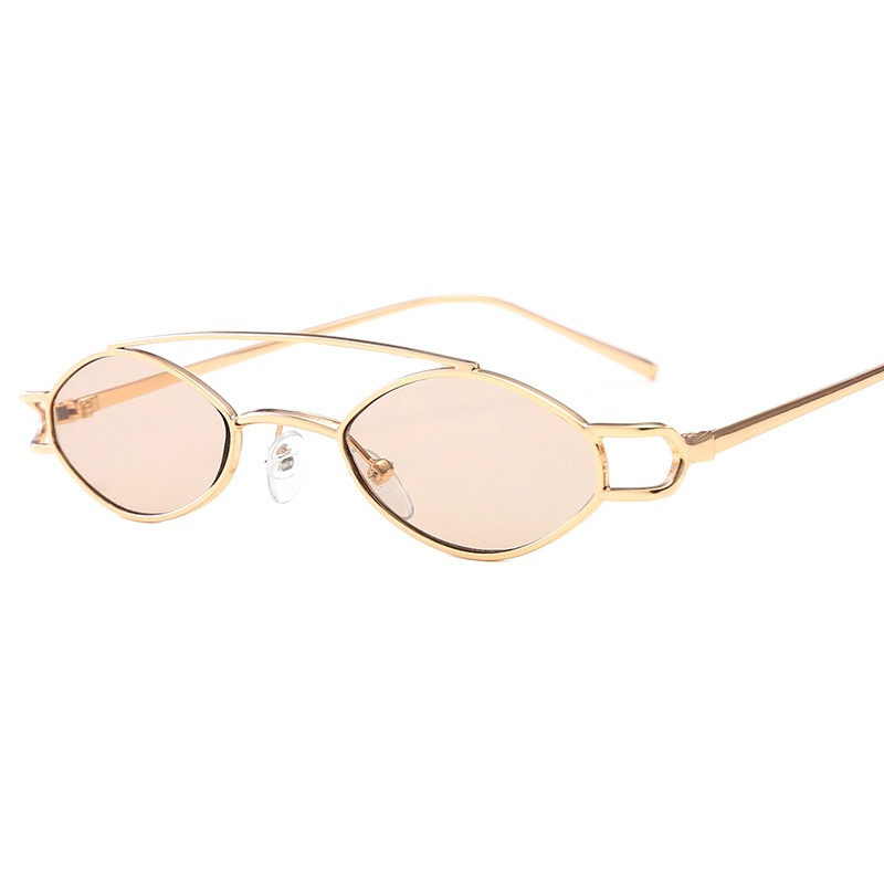 Ericdress Poly Carbonate Vintage Sunglasses