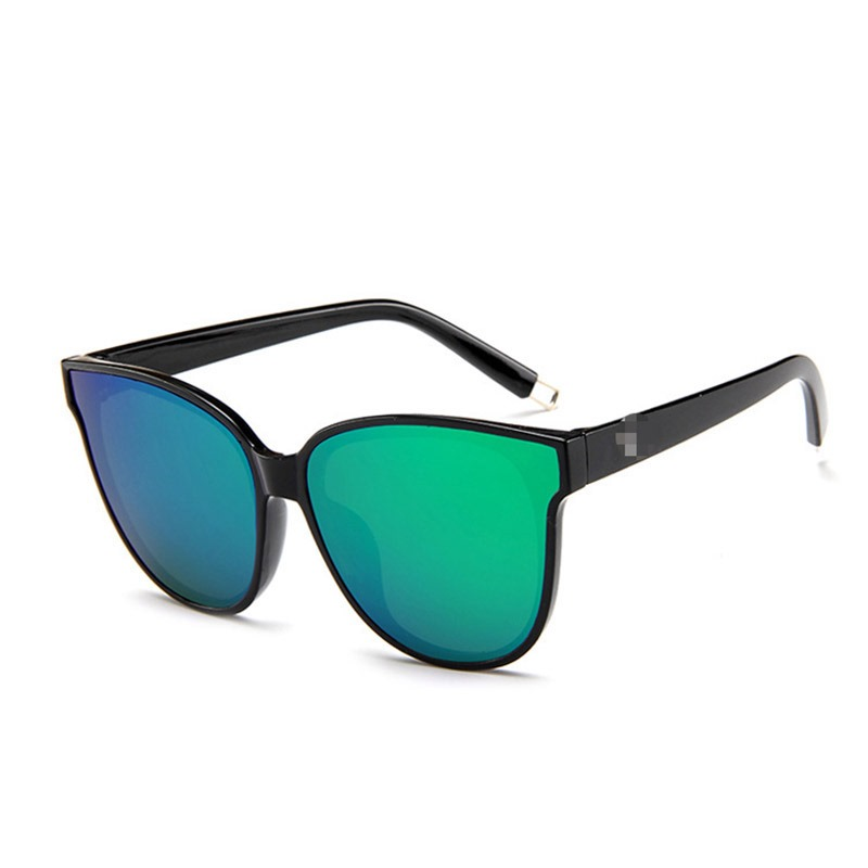 Ericdress Cat Eye Vintage Colorfully Sunglasses