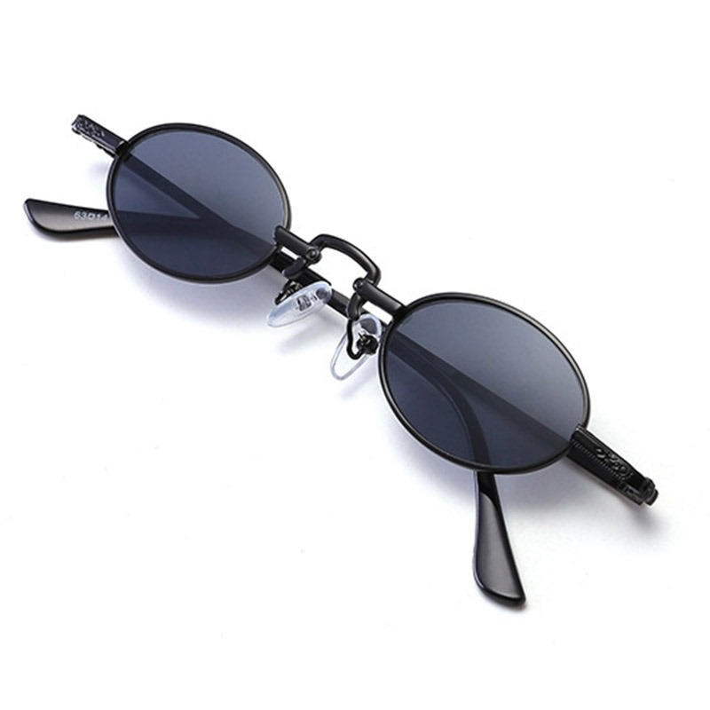 Ericdress Oval Poly Carbonate Sunglasses
