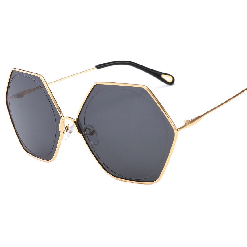 Ericdress Vintage Wrap Sunglasses