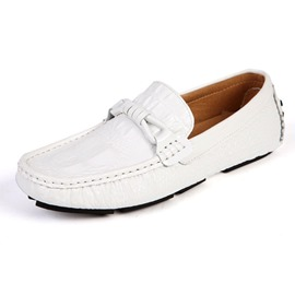 Ericdress Plain Round Toe Men's Loafers