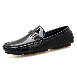 Ericdress Slip-On Plain Round Toe Men's Shoes