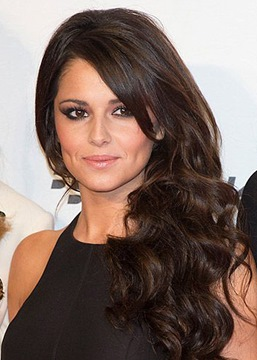 Ericdress Cheryl Cole Haircut Long Loose Wave Layered Synthetic Hair Lace Front Wigs 24 Inches