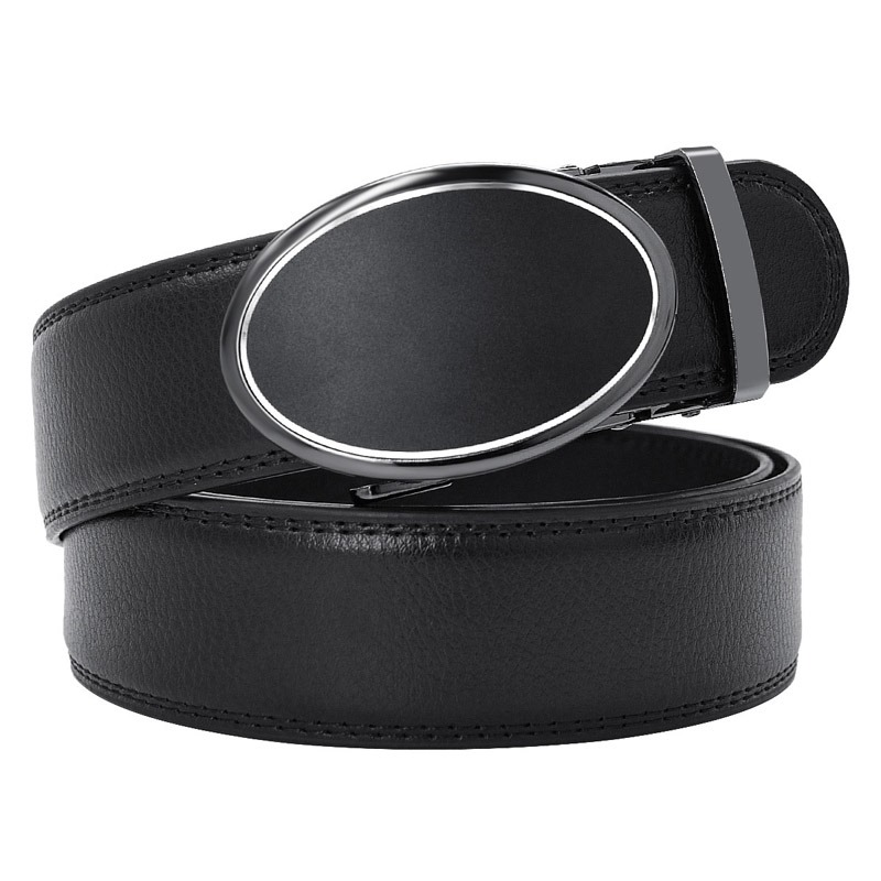 Ericdress Ellipse Fashion Leather Belt
