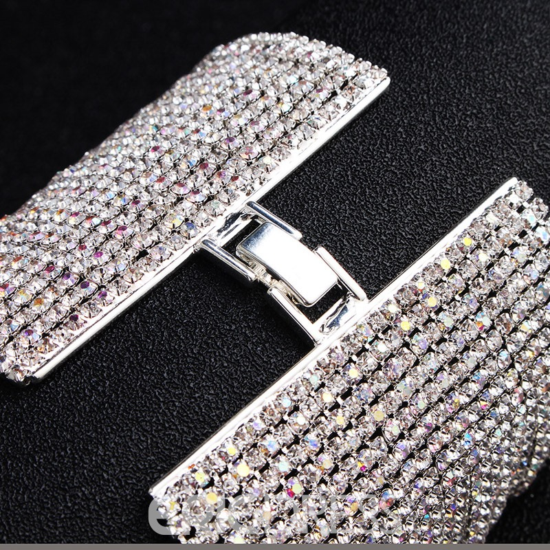 Ericdress Diamante Shinning Bracelet For Women