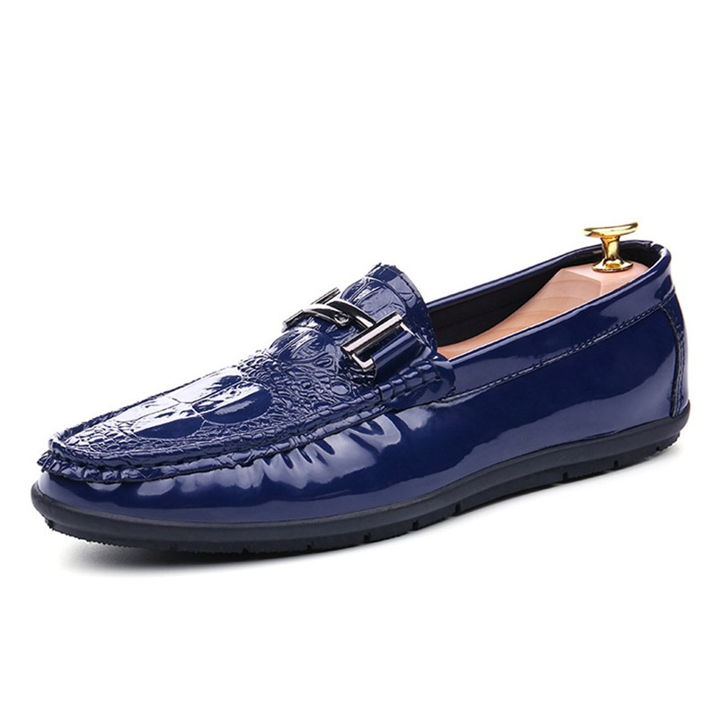 Ericdress Plain Round Toe Men's Comfortable Shoes