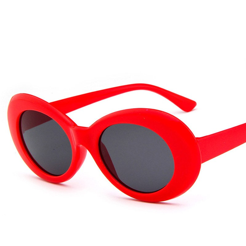 Ericdress 2018 New Style Oval Resin Sunglasses