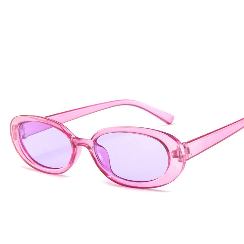 Ericdress Oval Resin Sunglasses