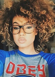 Ericdress Cheap and Short Layered Curly Synthetic Hair Lace Front Wigs 14 Inches
