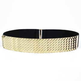 ceinture en alliage de mode ericdress