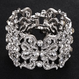 Ericdress Diamante Luxury Bracelet