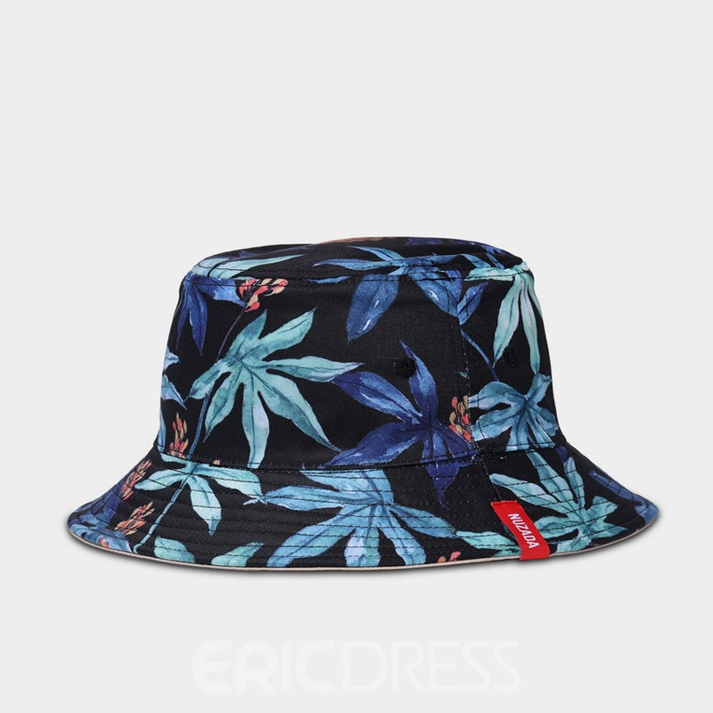 Ericdress Bucket Hat Korean Plant Hat