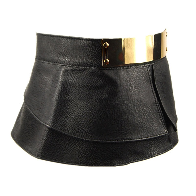 Ericdress Fashion Leather Thread PU Belt