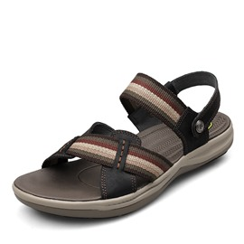 Ericdress Patchwork Slip-On Men's Sandals